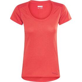 Marmot Logan Kortærmet T-shirt Damer rød